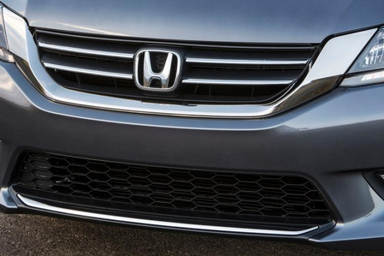 2014 Charcoal /Graphite Honda Accord Sport Sedan CVT (1HGCR2F54EA) with an 2.4L L4 DOHC 16V engine, Continuously Variable Transmission transmission, located at 1313 Las Vegas Blvd, Las Vegas, NV, 89109, (888) 750-6845, 36.002834, -115.201302 - Photo #19